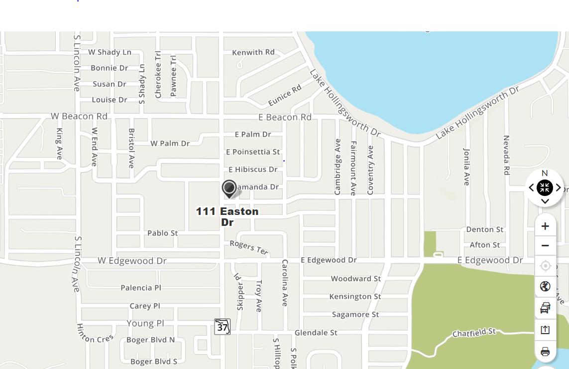 Map Quest Florida.Florida Spectrum Testing Laboratories Location Of Lakeland Laboratory
